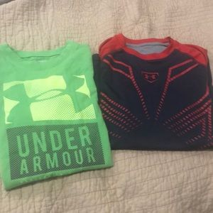 Under Armour Lot of 2